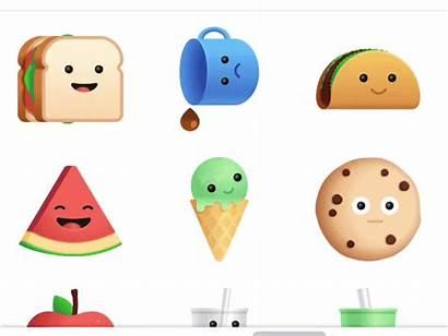 Snack Buddies Dribbble App Felt Risk