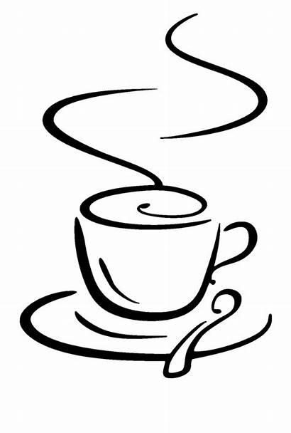 Coffee Cup Clip Teacup Symbol Cafe Trend