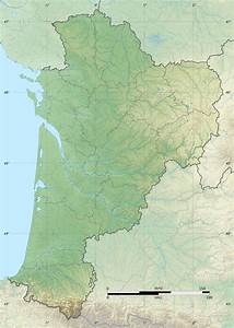 Poitiers Carte De France : file aquitaine limousin poitou charentes region relief ~ Dailycaller-alerts.com Idées de Décoration