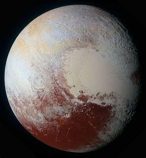Pluton – Charon, octobre 2015 : nouvelles images ...