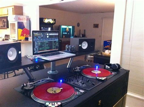 D J Home Interiors : Home Dj Setup