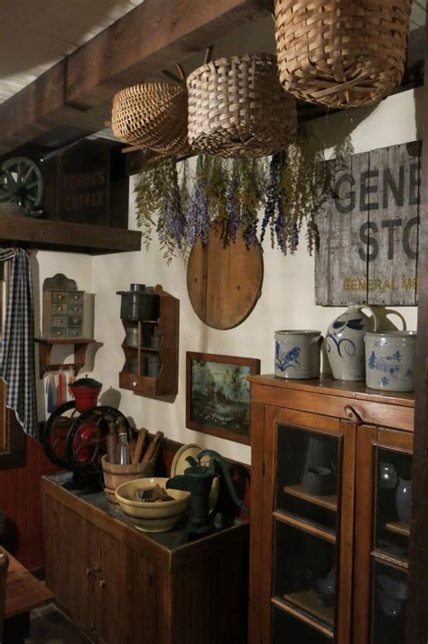 Primitive Kitchen Decor - country primitive decorating ii primitive