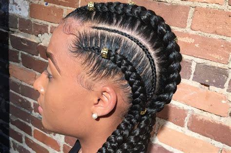 Box Braids Bun Hairstyles You Will Swear With