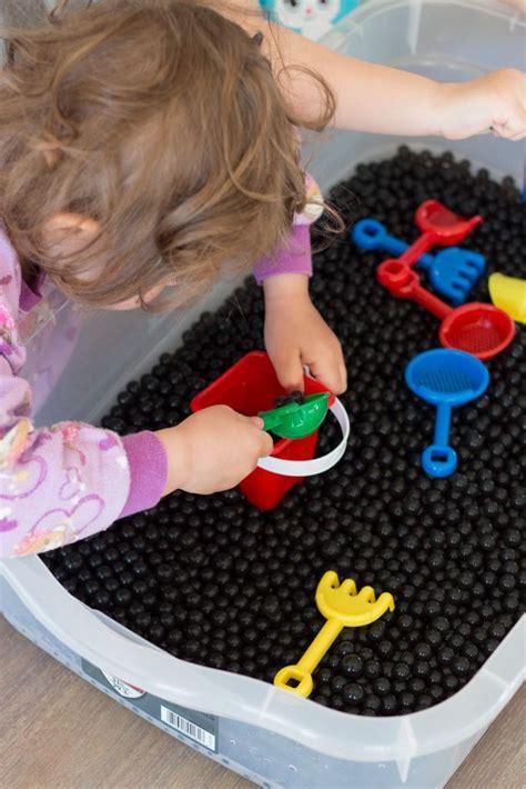 perles d eau activite sensorielle toddler activities