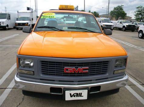 Gmc 1500 Diesel by Find Used 1995 Gmc 1500 Diesel Up In Virginia