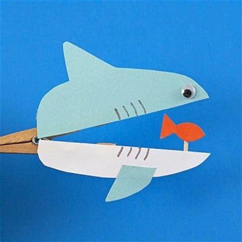 shark projects for preschoolers best 25 shark craft ideas on 719