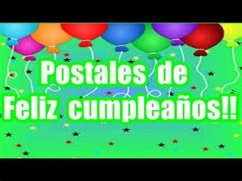 Mensajes De Saludos De Cumpleaños Postales De Feliz