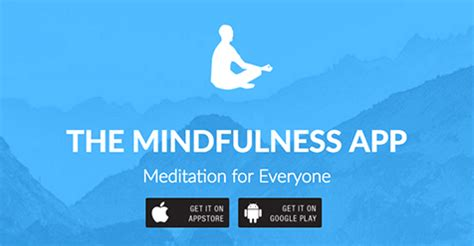 mindfulness app digitalhealth storymap
