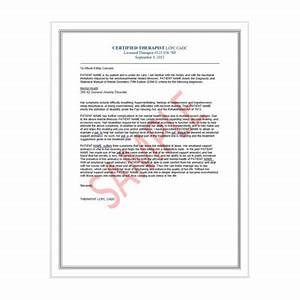 Emotional support animal therapist letter for airlines for Comfort pet letter