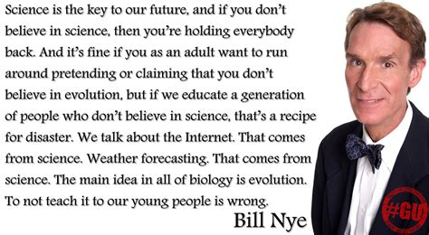 By Bill Nye Quotes Quotesgram