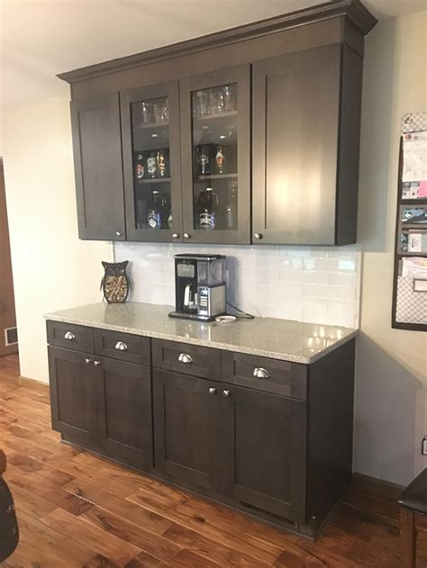 buy graystone shaker kitchen cabinets