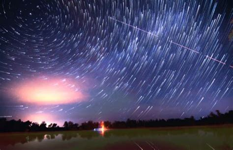 Current Meteor Showers - cool timelapse from recent meteor shower fox17
