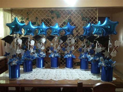 10 ideas de centros de mesa para graduaci 243 n como organizar la casa fachadas decoracion de