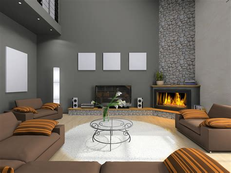 Modern Living Room With Fireplace Ideas by 17 Ravishing Living Room Designs With Corner Fireplace
