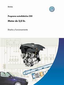 Manual Vw Motor 2 0l Jetta Golf Passat Bettle 1 Esp