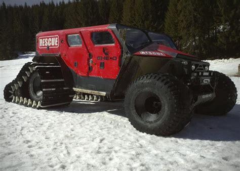 ghe  rescue vehicle gearnova
