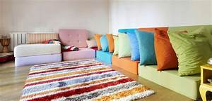 Find 5 Floor Seating Styles Or Arrangements For Your Home