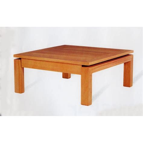 Table De Salon Carrée Karla