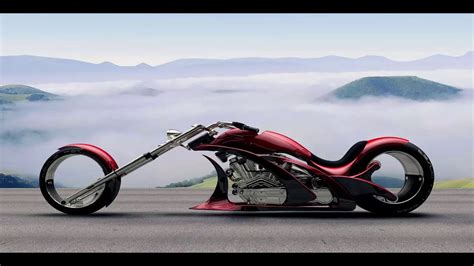 Chopper Motor Bikes Motorized Chopper Bikes