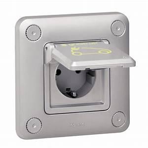 Installation Prise Electrique Pour Voiture : prise mode 2 vehicule electrique 3kw legrand 077897 ~ Maxctalentgroup.com Avis de Voitures