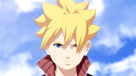 Boruto Uzumaki Wallpapers