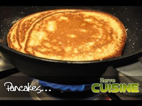 herve cuisine recette facile des pancakes moelleux par hervé cuisine