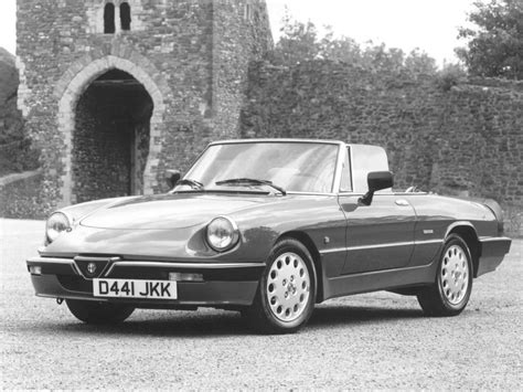 classic alfa romeo spider classic alfa romeo spider buying guide