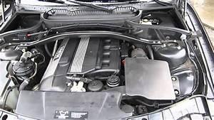 2005 Bmw X3  Black - Stock  D08987 - Engine