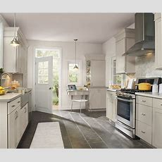 Light Gray Kitchen Cabinets  Aristokraft Cabinetry
