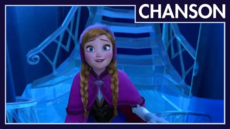 frozen for the first time in forever reprise french