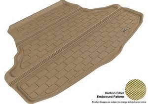 3d maxpider tan rubber floor mats for infiniti g35 37