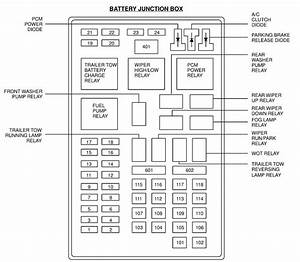 2000 Expedition 5 4l Fuse Box Diagram