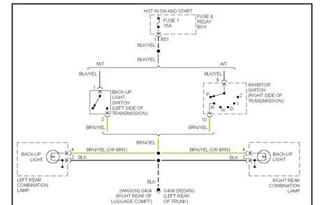 2004 Subaru Legacy Electrical Diagram by Wiring Diagram 1995 Subaru Legacy Wiring Library