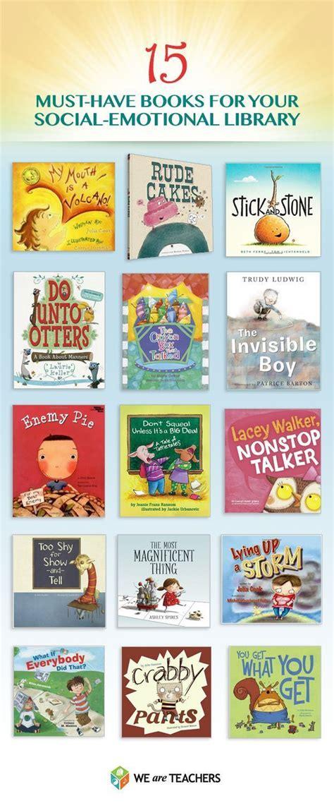 teaching social emotional skills to preschoolers 15 books that teach social emotional skills repinned by 321