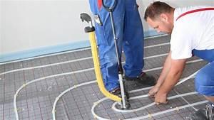 Estrichaufbau Mit Fußbodenheizung : fu bodenheizung das sind die vor und nachteile ~ Michelbontemps.com Haus und Dekorationen