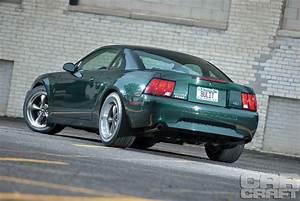 2001 Ford Mustang Bullitt - Takin' A Bullitt - Hot Rod Network