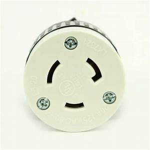 Superior Electric Yga018f Twist Lock Electrical Receptacle