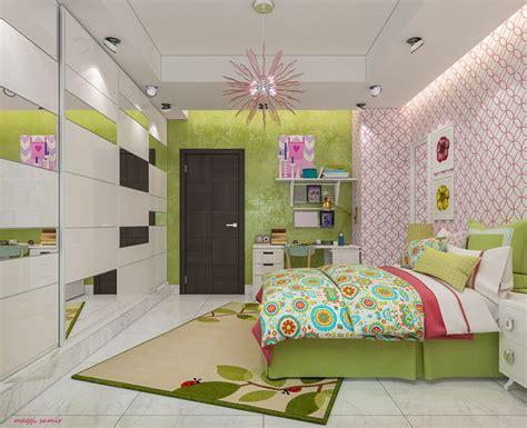 chambre moderne fille chambre moderne fille