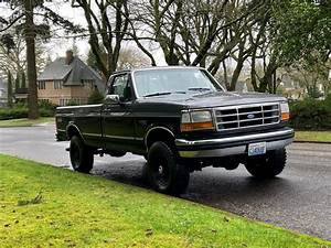 1992 Ford F