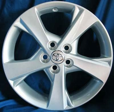 16 quot toyota corolla 2012 oe wheels 4 rims parts for sale