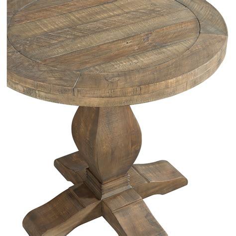 martin svensson home napa solid wood end table