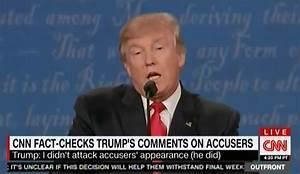 CNN Fact Checks Trump's Attempt To Dismiss Sexual Assault ...