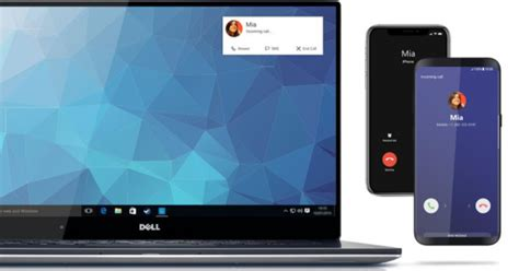 dell mobile connect smartphone im notebook cyberbloc