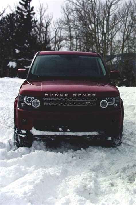 burgundy range rover interior range rover maroon color cars pinterest maroon
