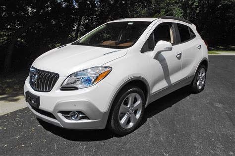 buick encore awd review