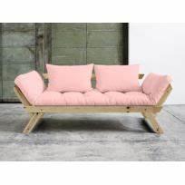 Canapé Rose Pale : canape convertible rose pale maison et mobilier d 39 int rieur ~ Teatrodelosmanantiales.com Idées de Décoration