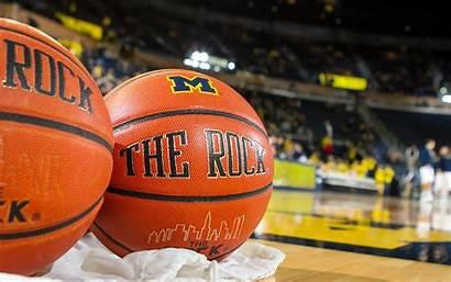 Michigan Basketball Wallpapersafari Wallpapers University Wolverines State
