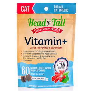 cat vitamins to daily pet supplements vitamin for cats
