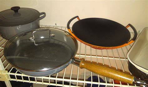 creuset le iron cast cookware enamel cooking industry making wikipedia 2026 meals future light 2006 woudhuysen