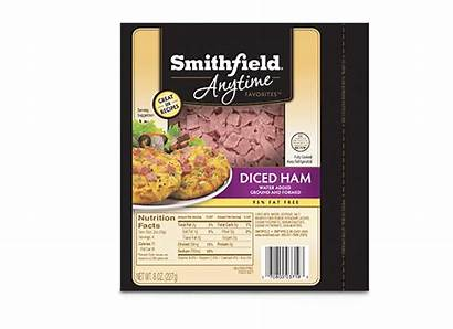 Ham Smithfield Diced Smoked Hickory Oz Meal